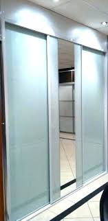 glass sliding closet doors glass closet doors frosted glass sliding wardrobe doors in modern inspiration to