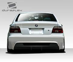 BMW 5 Series bmw 5 series 2000 : Duraflex E39 4dr Gt-s Rear Bumper Body Kit 1 Pc For 5-Series BMW ...