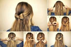top 10 easy no heat hairstyles for um or long length hair