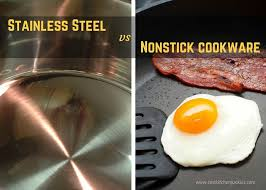 <b>Stainless Steel</b> Cookware vs Nonstick Cookware: What's Your ...