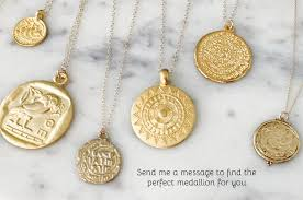 coin medallion saint francis square pendant necklace bronze pendant 14k gold filled long layer chain layering religious jewelry