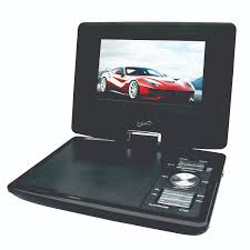 7\u201d DVD player with TV Tuner Portable TV/DVD Players