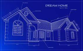 Modern House Blueprints  Cool House PlansBlueprints For A House