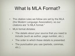Evaluating And Citing Your Sources Mla Format The Works Cited Page