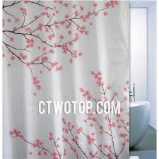 stylish shower curtains pink ideas with hot pink shower curtain inspirationz light pink shower