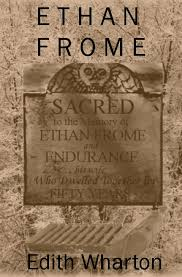 americannovel design cover for ethan frome johnsaizethanfromecover jpg