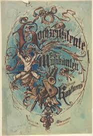 Design Sheet Art Anonymous German 19th Century Design For A Title Page