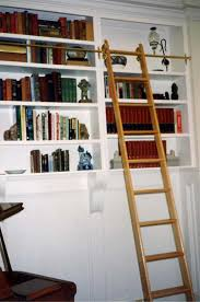 Specialty Ladder: Library Ladders