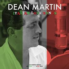 Dean Martin Italian Love Songs Green White And Red Vinyl