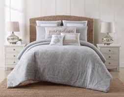 beachcrest home java graywhite comforter set  reviews  wayfair