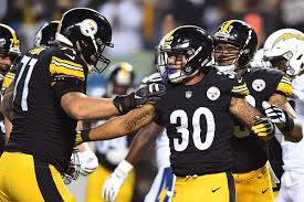 Pittsburgh Steelers Football Depth Chart Updating The Steelers Offensive Depth Chart After The 2019