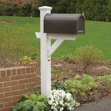 mailbox posts metal. Mailbox Posts Aluminum Metal Planter The Mine