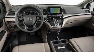2018 honda minivan. fine minivan 2018 honda odyssey interior photo 9 for honda minivan