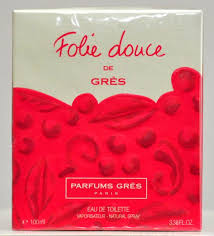 Parfums Grès Folie Douce Eau <b>de</b> Toilette Edt Spray 100ML 3.38 Fl ...