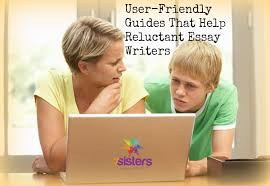 homeschool help for strong essay writing com user friendly guides that help reluctant essay writers