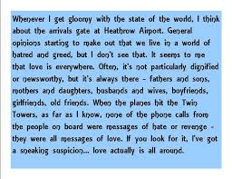 Love Actually Quotes Gorgeous Love Actually Quote Quotes