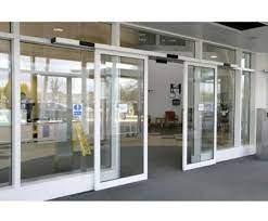 automatic sliding doors sliding door