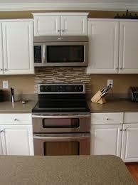 Tile Backsplash Behind Stove Pictures Tile Backsplash Just Behind -  Backsplash behind stove