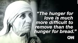 Mother Teresa Quotes On Love Custom Mother Teresa Quotes On Love Bakergalloway Charming Quotes
