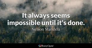Dream The Impossible Quotes Best of Impossible Quotes BrainyQuote