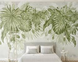 Beibehang Aangepaste Behang 3d Foto Muurschildering Handgeschilderde