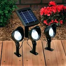 solar powered lawn lights solar powered outdoor landscape lights pure garden led solar rock landscaping lights set of 4 outdoor solar landscape lights image