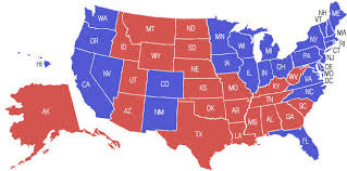 2012 Election Chart A Campaign Map Morphed By Money Its All Politics Npr