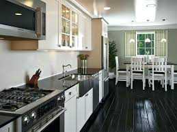 One Wall Kitchen Designs With An Island Plans Custom Decorating Ideas