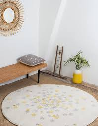 art for kids yellow grey area rug reviews wayfair co uk grey yellow circle rug