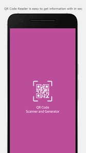QR code reader and generator for Android - APK Download
