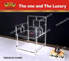 clear acrylic furniture. Clear Acrylic Empire Chinese Chair,Lucite Arm Chairs-in Living Room Chairs From Furniture On Aliexpress.com | Alibaba Group