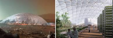 Vacaciones en Marte: el confinamiento infinito - Ethic : Ethic