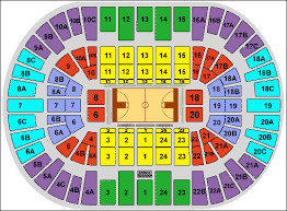 Nuggets Seating Chart Fashion Pictures