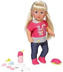 Amazon.co.jp: <b>Zapf Creation Baby Born</b> Sister Doll: Toys