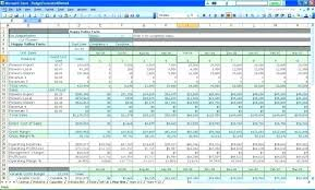 Download Income Statement Projection Excel Template Income Statement
