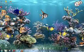 Aquarium Live Wallpaper For Lalaptop ...