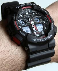 casio watches gshock best watchess 2017 casio g shock x large bi ga100 watch review atowatch