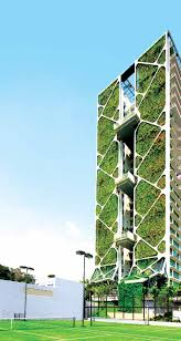World's Largest Vertical Garden at Tree House
