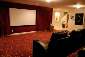 rooms with curtains decorations sophisticated home theater rooms for inspirations