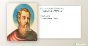 Biografia de São Paulo, Apóstolo - eBiografia