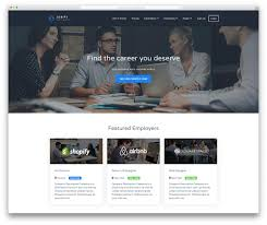 What Is The Best Job Site 23 Best Job Board Wordpress Themes Plugins 2019 Colorlib