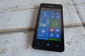 Mobiel 8GB Huawei Ascend W2 #2 ...