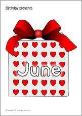 Sparklebox Birthday Charts Gifts And Tags Birthday Timeline Set Sb5521 Sparklebox