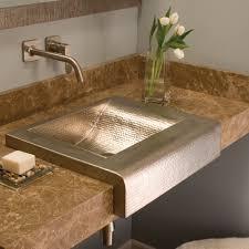 brushed nickel sink. Fine Brushed Palisades Brushed Nickel Bathroom Sink And