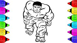 Play hulk coloring for free! Hulk Coloring Pages For Kids How To Coloring Hulk Painting Infinity Festa