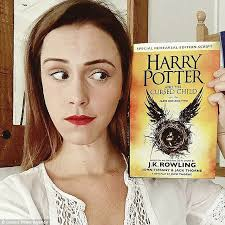 despite her striking similarities to the wizarding e and actress emma watson this is actually