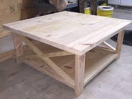 diy rustic furniture. DIY Rustic Coffee Table Diy Furniture I