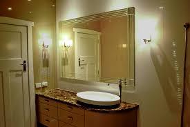 Frameless wall mirrors Art deco mirrors Bathroom mirrors Kitchen