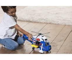 Dickie Helicopter Light And Sound Helicopter Large Action Series Action Series Brands