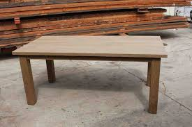 Distressed Wood Kitchen Table Distressed Wood Dining Table